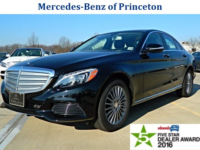 Pre owned 2015 mercedes benz c class c300 luxury 4matic for Flemington mercedes benz