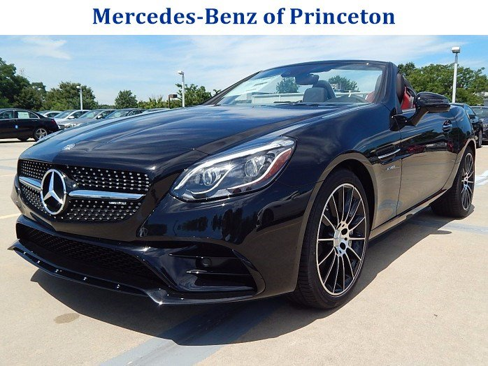 New 2017 mercedes benz slc amg slc43 convertible in for Mercedes benz of flemington