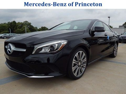 New 2016 mercedes benz cla cla250 coupe in flemington for Mercedes benz of flemington